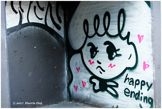 Happy Ending - Vancouver Mural Festival XP6891e