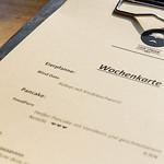 Wochenkarte im Cafe Buur Köln thumbnail