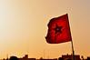 morocco flag (Mario Barzionni) Tags: morocco marocco trip motor motorbike bmw r1200gs sun summer sole caldo hot estate desert deserto viaggio marrakech jamaa el fna tramonto saunset