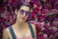 In between purple and pink color (- Cajón de sastre -) Tags: retrato portrait rosa pink purple girl woman flickrfriday flickrfridays inbetween nikond500 nikkor2470mmf28vr