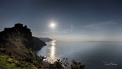 The Coastline of North Devon (clive_metcalfe) Tags: devon lynton valleyoftherocks coast uk ocean sea england sun sol