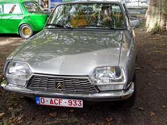 Citroën GS Pallas (Jack 1954) Tags: car citroën ancêtre old