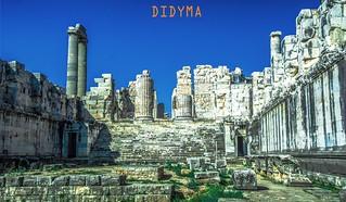 DIDYMA - The Temple Of Apollo. Didim/ Turkey