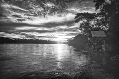 Nicaragua - Sabalos lodge: Sabalos Lodge (Exper!ence it) Tags: nicaragua sabalos lodge blackandwhite bw beauty remote river nature rainforest nikond300 1635mm