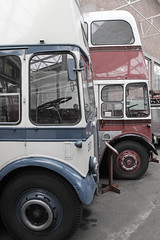 Old Buses (big_jeff_leo) Tags: bus transport old vehicle sthelens england english museum