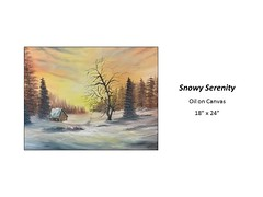 """Snowy Serenity • <a style=""""font-size:0.8em;"""" href=""""https://www.flickr.com/photos/124378531@N04/36998403606/"""" target=""""_blank"""">View on Flickr</a>"""