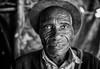 Namibia (mokyphotography) Tags: africa namibia opuwo men oldmen uomo ritratto portrait people persone bianconero biancoenero bw canon travel eyes occhi face viso