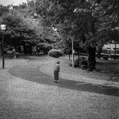 道程 (kenichiro_jpn) Tags: m3 elmar film fomapan320 blackandwhite street snap