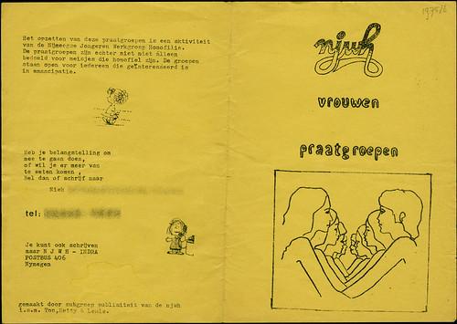1975-76 NJWH vrouwenpraatgroepen
