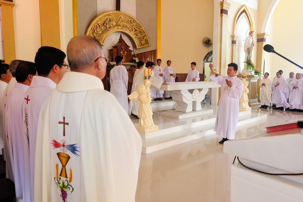 Thánh lễ tạ ơn khánh thành nhà thờ Hòa Cường – Giáo phận Đà Nẵng - Ảnh minh hoạ 39