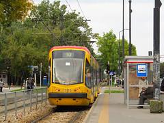 Pesa 120N, #3115, Tramwaje Warszawskie (transport131) Tags: tram tramwaj tw warszawa ztm warsaw pesa 120n tramicus