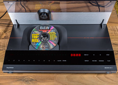 Bang & Olufsen Beogram CDX Vintage CD Player 1985 (AudioClassic) Tags: 1985 audioclassic bo bangolufsen beogramcdx cdplayer cd104 cdm1 compactdiscplayer digital hifi hificlassic laser philips player retro sound tda1540 vintage vintagestereo stereophonic hifistereo