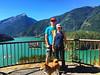 170911 Diablo Lake Vista Point (Fob) Tags: september 2017 travel trip roadtrip seattle wa me people shiba shibainu dog pet 柴犬 diablolake rockport rosslakenationalrecreationarea