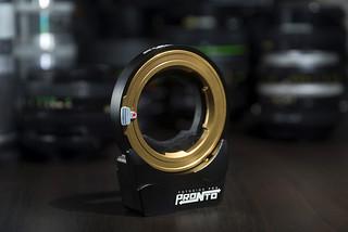 PRONTO Auto-Focus Lens Adapter