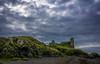 Dunure Castle, South Ayrshire, Scotland (Stuart Allan38) Tags: iamnikon nikond7100 scottish scotland dunurecastle ayrshire southayrshire castle coastal coast sigma1020 clouds scenery ruins westcoast westscotland colour green