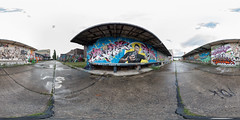 #HipHopOlymPics 2017 (360 x 180) (diwan) Tags: germany deutschland sachsenanhalt saxonyanhalt magdeburg city stadt place aerosolarena meetingofstyles freiluftatelierev industrieruine industriehallen verlassenefabrik abandonedfactory industrialdecay lostplaces wand wall graffiti artist searok knibal crimeone hiphopolympics2017 roundabout equirectangular spivpano fotogruppe fotogruppemagdeburg 360° panoramix panorama stitch ptgui google nikcollection plugins viveza2 fisheye canonef15mmf28fisheye canoneos5dmarkiv canon eos 2017 geotagged geo:lon=11670753 geo:lat=52160270