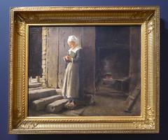 Suite de la visite du musée de Pont Aven (mfdudu) Tags: peintures pont aven musée