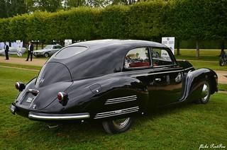 1940 Fiat Berlinetta Superleggera Touring