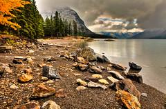 Lake Minnewanka, Banff National Park, Alta, Canada (klauslang99) Tags: nature naturalworld northamerica national banff canada klauslang lake minnewanka water landscapes landscape