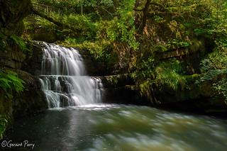 Sychryd Waterfall