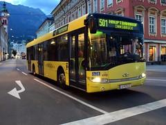 Solaris Urbino 12 III bus (danube9999) Tags: bus solaris urbino regiobus vvt innsbruck