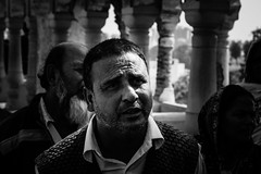 Emotions (Rishabh_Sharma_In) Tags: canon eos 1200d adobe photoshop lightroom edit black white india street photography delhi lucknow silhouhette silence darkness dark happiness beautiful awesome amazing life old man stranger greyscale low key