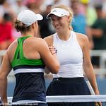 Caroline Wozniacki, Ashleigh Barty