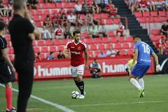 Nàstic 0 - 1 UD Almería