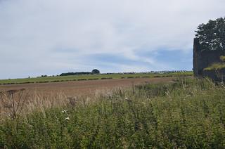 Flodden ride-out, Branxton, August 2017