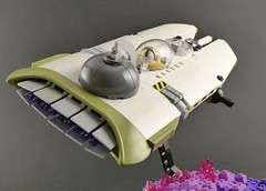 Space Flounder 3 (Tammo S.) Tags: lego moc space scifi starfighter