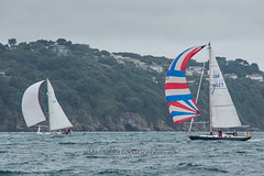 Temeraire and Phryne (Matchman Devon) Tags: classic channel regatta 2017 st peter port paimpol temeraire phryne