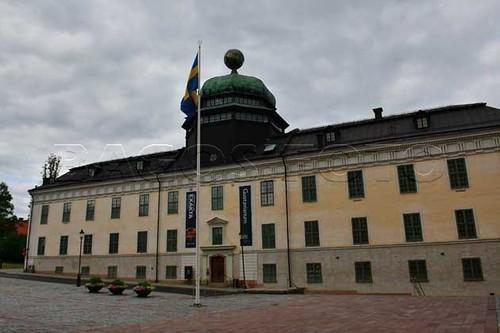 Uppsala - Gustavianum muzeum01