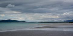 Clachan Sands, North Uist (Tim Allott) Tags: berneray tide lingeigh traighlingeigh evening sunset beach sand islands sea clachansands harris northuist scotland outerhebrides