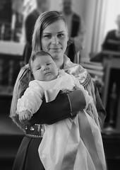 Christening (livsillusjoner) Tags: monochrome christening bw blackwhite boy baby kid child son mother sami samisk kofte norwegian norway norge happy portrait people groupshot 2016 blackandwhite