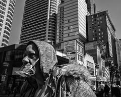 Market Street, 2017 (Alan Barr) Tags: philadelphia 2017 marketstreet marketstreeteast marketeast street sp streetphotography streetphoto blackandwhite bw blackwhite city candid people fujifilm fuji x70