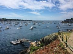 Crocker Park Float (sjshoreman) Tags: marblehead massachusetts harbor water marbleheadharbor summer