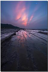The XXIX Summer Universiade Torch, 萊萊, Taiwan (james wang photography - wangjam) Tags: coast surnise 日出 海邊 萊萊 萊萊地質區