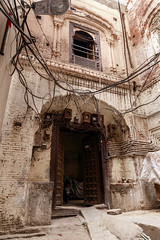 0F1A1773 (Liaqat Ali Vance) Tags: pre partition home havely architecture architectural heritage chowk nawab sahib lahore google liaqat ali vance photography archive abandoned asia walled city old buildings