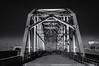 Rio Puerco Bridge on Old Route 66 - Built 1931 (keycmndr) Tags: albuquerque blackandwhite bridges hdr newmexico streetphotography