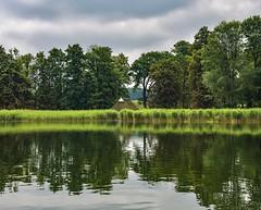 Kellersee (lotharmeyer) Tags: kellersee wasser green trees sk spiegelung natur nikon lotharmeyer wolken fluss himmel see landschaft