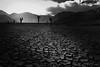 Sequía en Luna (AvideCai) Tags: avidecai bn blancoynegro paisaje sigma1020 pantano