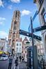 Dom Tower, Utrecht (ReinierVanOorsouw) Tags: reisfotografie reiniervanoorsouw reizen reis reinierishere canon5dmarkii canon5d canon utrecht utrechtcity netherlands thenetherlands utrechtstad domtoren dom domtower domtowerutrecht utrechttower