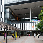 Exterior view of Owari-Ichinomiya Station (尾張一宮駅前ビル)