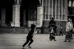Run.... (Md Abdul Kahar) Tags: baby children people delhi new jama masjid india incredible