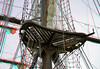 BAP Union Sailing vessel Peru 3D (wim hoppenbrouwers) Tags: bap union sailing vessel peru 3d anaglyph stereo redcyan bapunion sailingvessel boat ship kopvanzuid