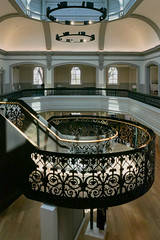 central staircase (Leo Reynolds) Tags: xleol30x leol30random panasonic lumix fz1000 staircase steps stairs