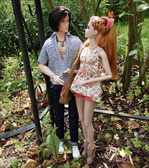 Summer Love 02 (jasminalexandra) Tags: integrity fashion royalty fr nuface trouble eden blair rock wedding romain