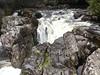 Pont-y-Pair Falls, Betws-y-Coed, Conwy, 16 August 2017 (AndrewDixon2812) Tags: betwsycoed conwy wales valley snowdonia pontypair falls river llugwy afon waterfall rapids bridge