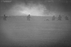 Even though I walk through the valley of the shadow of death.... (Ian Garfield - thanks for over 2 million views!) Tags: cosby victory show reenactment military ian garfield photography world war battle militaria german germans nazi allies army