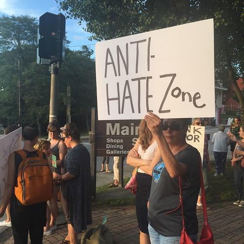 Anti-Hate Zone